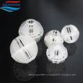 Пластичная случайная Упаковка Пластиковые многогранные полый шар