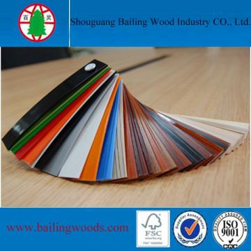 Low Price Oure Clolo PVC Edgebanding