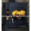 Cast Iron Wood Burning Stove (AM17B-11KW)