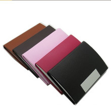 Fashionable Design Leather Namecard Holder