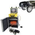 Робототехнические системы контроля гусеничных трубопроводов