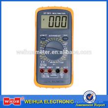 Multimètre automobile DT5811 avec buzzer Température avec cycle de fonctionnement avec angle de plongée avec tachymètre avec maintien automatique des données