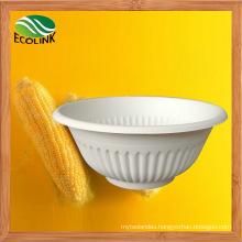 170ml Biodegradable Crockery Cornstarch Bowl