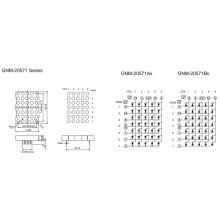 2,0 Zoll, 5,0 mm DOT (GNM-20571Ax-Bx)