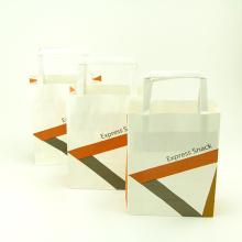 snack paper bag, paper bag for snack