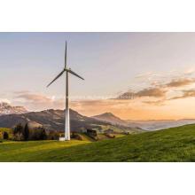 200 kW Windkraftanlage (am Netz)