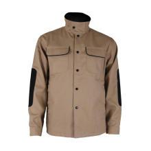 100% хлопок твил FR куртка