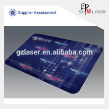 Custom hologram aluminum plastic id card holder