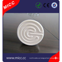 calentador de cerámica redondo