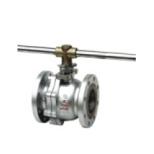 Floating 2 Pieces Ball Valve
