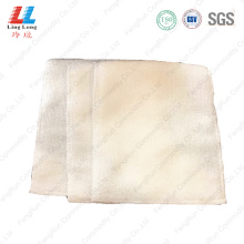 Basic white absorbent cleaning cloth