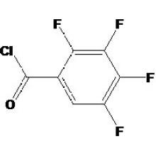 Chlorure de 2, 3, 4, 5-tétrafluorobenzoyle N ° CAS: 94695-48-4