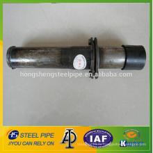 50x1.2mm Прямая вставка Тип Sonic Log Труба для бурильного молотка