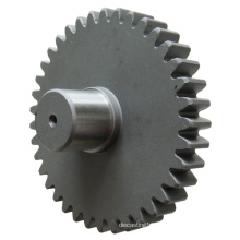 High Quality Straight Teethed Cast Steel Bevel Gear