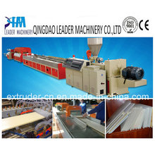 PVC-U/UPVC/PVC Panel Extrusion Line Machine