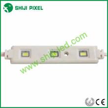 Módulo impermeável do diodo emissor de luz da injeção 3 de IP65 SMD 5730 para a propaganda exterior