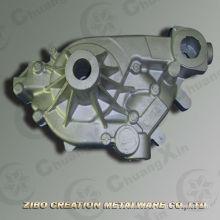 AlSi7Mg Carrocería de la bomba de aluminio de la fundición de la gravedad del automóvil
