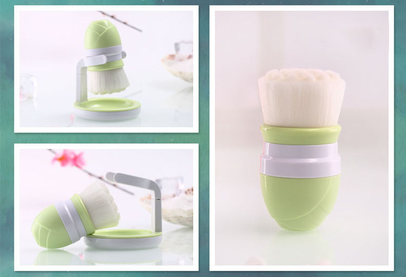 deep cleaning facial brush