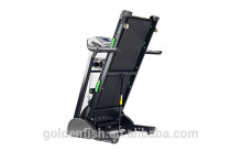 Electric running belt adjusted automatically commercial fitness gym equipment