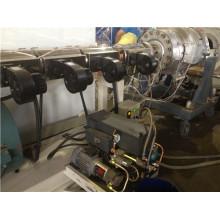 Chaîne de production de tuyau de PVC / PE / PPR / ligne de tuyau