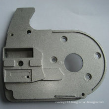 aluminum die casting part with ISO9001