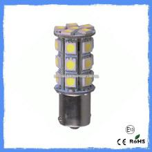 12v 24v 1156 24 luz de diodo emissor de luz interna do carro de SMD LED 1156 luz conduzida marinha