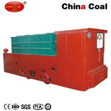 Locomotiva elétrica a pilhas de minas subterrâneas Cay12