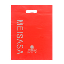 Cheap Die Cut Handle Bag Plastic Bag
