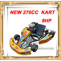 270 cc Racing Kart with reverse clutch