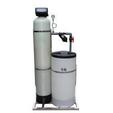 Einzel-Tank-Ionenaustauscher-Harz-Regenerations-automatischer Wasserenthärter