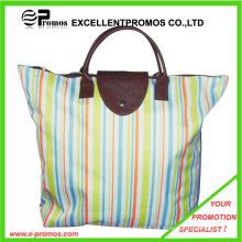 Bolso de compras plegable de poliéster 600d (EP-BG1001)