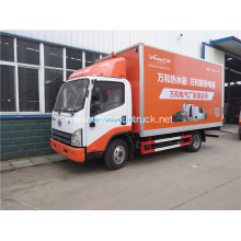 Outdoor led display outdoor advertising truck