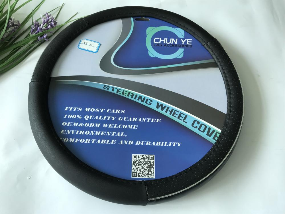 auto pvc steering wheel cover