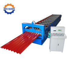 Adjustable Corrugated Sheets Roll Forming Machine