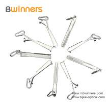Aluminum Optical Fiber Cable Drop Wire Clamp