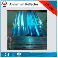 mirror finish aluminum and stainless steel sheet