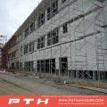 2015 Pth Prefab Custormized Design Low Cost Estructura de acero Almacén