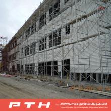 2015 entrepôt préfabriqué de structure métallique de coût réduit de conception préfabriquée de Pth