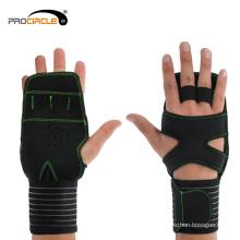 Gym Training Wrist Support benutzerdefinierte Gewichtheben Handschuhe