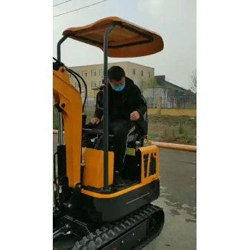 Chinesischer 08 Tonnen 1 Tonne Minibagger