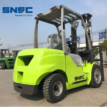 New Empilhadeira 3Tons Fork Lift Trucks