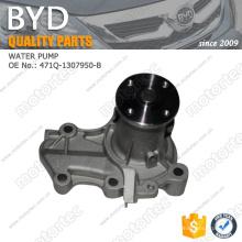 OE BYD peças de reposição peças de motor da bomba de água 471Q-1307950-B