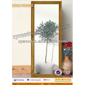 Wall decorative Wooden mirror frame