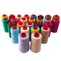 40s/2 polyester colors sewing thread for sheeting fabric