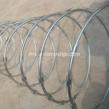 Pagar Razor Wire-Single Type Coil