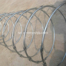Razor Wire Fence-Single Coil Typ