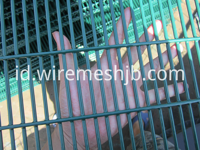 358 Anti-Climb Rigid Mesh