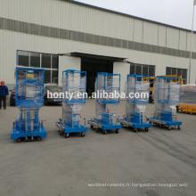 Hontylift échelle de grenier électrique de 6m à 12m