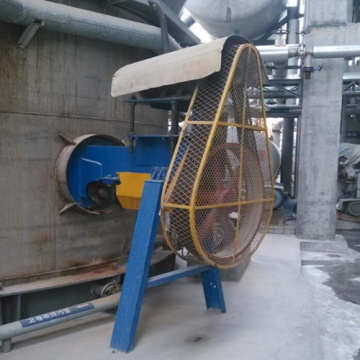 Verstelbare Impeller Pulp Agitator