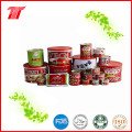 Best Quality Canned and Sachet Tomato Paste with Low Price